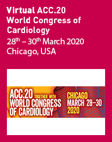 ACC.20 World Congress of Cardiology Logo