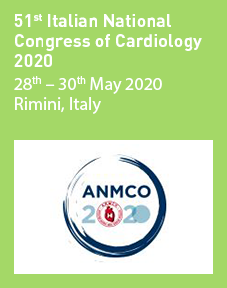 51st Italian National Congress of Cardiology 2020 Logo