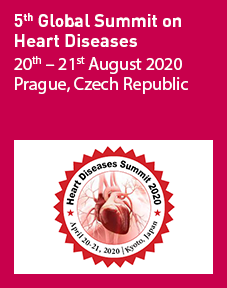 5th Global Summit on Heart Diseases Logo