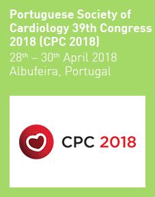 Portuguese Society of Cardiology 39th Congress 2018 Logo