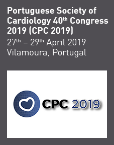 Portuguese Society of Cardiology 40th Congress 2019 Logo