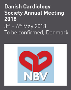 Danish Cardiology Society Annual Meeting 2018 Logo