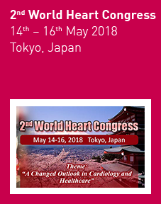 2nd World Heart Congress 2018 Logo