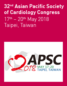 32nd Asian Pacific Society of Cardiology Congress 2018 Logo
