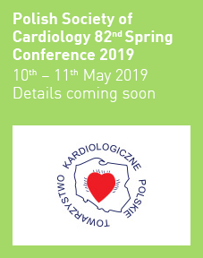 Polish Society of Cardiology 82st Spring Conference 2019 Logo