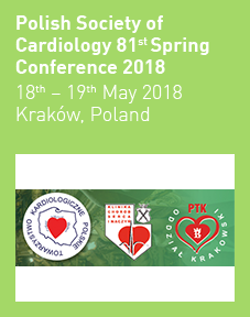 Polish Society of Cardiology 81st Spring Conference 2018 Logo