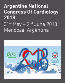 Argentine National Congress Of Cardiology 2018 Logo