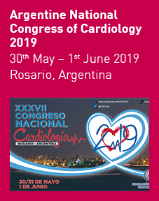 Argentine National Congress of Cardiology 2019 Logo