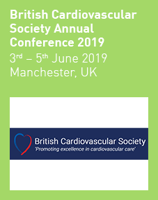 British Cardiovascular Society Annual Conference 2019 Logo