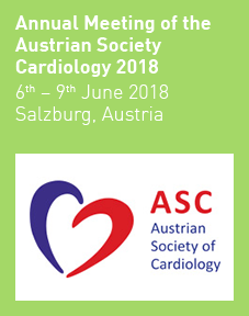 Annual Meeting of the Austrian Society Cardiology 2018