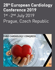 28th European Cardiology Conference 2019 Logo