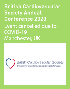 British Cardiovascular Society Annual Conference 2020 Logo