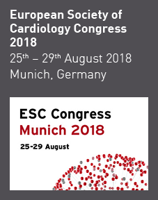 European Society of Cardiology Congress 2018 Logo