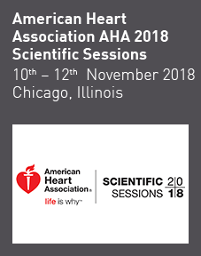 American Heart Association AHA 2018 Scientific Sessions 2018 Logo